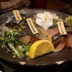 サバ好き必見!恵比寿のとろさば料理専門店『SABAR(サバー)』に行ってきた。