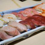 寿司食べ放題3,980円!新宿西口『きづなすし』で2時間寿司食べ放題に挑戦してきた!