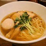 隠れた名店発見!中野新橋『虎愼(こしん)』で煮干しラーメンを食べてきた。