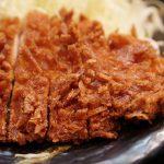 太めのトゲトゲパン粉が特徴のとんかつ!新宿3丁目にある創業70年の老舗『とんかつ三太』